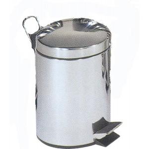 Balde Lixo 3Lts Inox PROTENROP