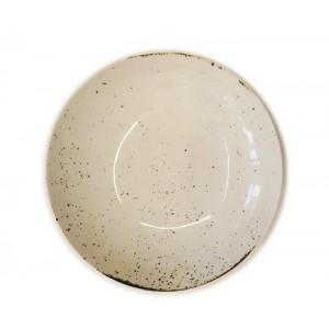Prato Massa Branco 24 cm