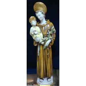 Santo António Pintado à Mão