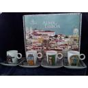 Par Chávena Café Alma de Lisboa VA