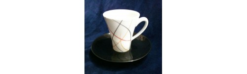 Coffee Porcelain Set